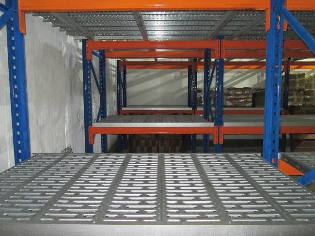 Mezzanine Platform System : Mezzanine rack supported platform racking system ntl