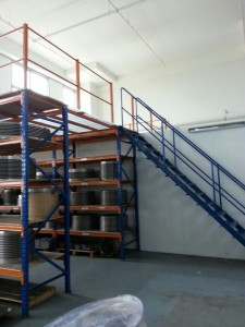 Mezzanine / Rack Supported Platform