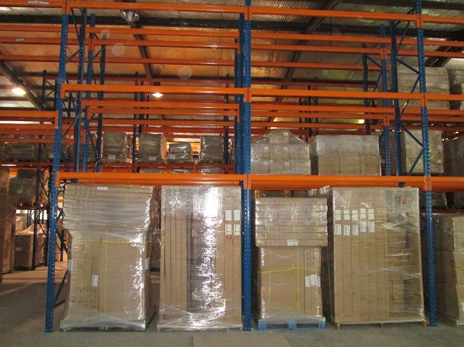 Selective Racking System